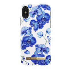 [NZ] iDeal Of Sweden - etui ochronne do iPhone X/Xs (baby blue orchid)