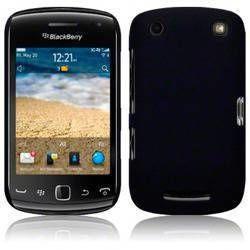 Etui Terrapin do Blackberry 9380 Curve sztywne, hybrydowe, czarny