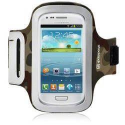 Etui sportowe Shocksock Samsung i8190 Galaxy S3 Mini - moro