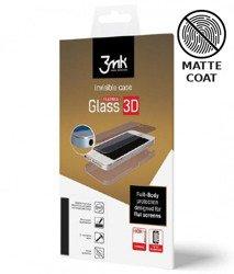 Hybrydowe szkło 3MK Flexible Glass 3D Matte-Coat do Samsung Galaxy A8 2018  - 1 szt. na przód i 1 szt. matowa na tył