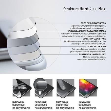 3MK HardGlass Max Huawei Mate 20 Pro czarny/black, FullScreen Glass