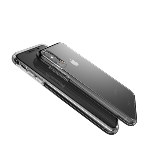 Etui GEAR4 D3O Crystal Palace do Apple iPhone XS Max - przeźroczyste