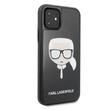 Etui Karl Lagerfeld Glitter Do Iphone 11, Hardcase