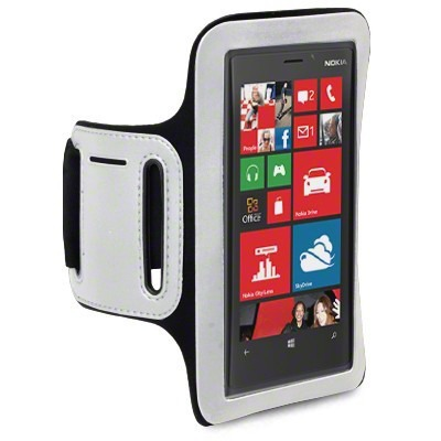 Etui Shocksock do  Nokia Lumia 920 - czarny