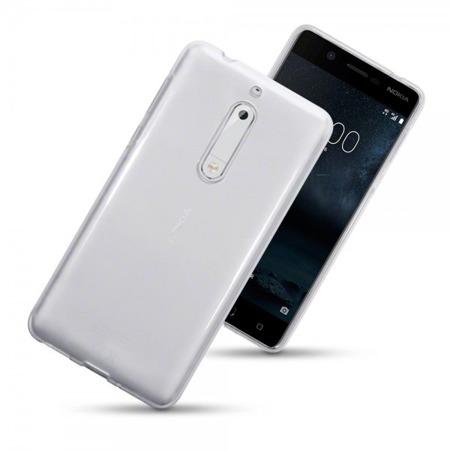 Etui Terrapin do Nokia 5  żelowe - przeźroczyste