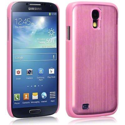 Etui Terrapin do Samsung Galaxy S4  i9500 Aluminium - różowy