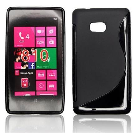 Etui do Nokia Lumia 810 czarny