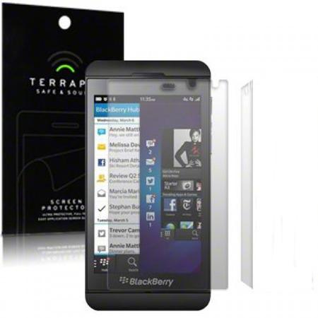 Folia ochronna Terrapin do BlackBerry Z10 - 2 sztuki