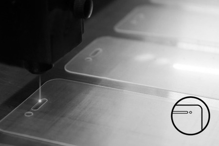 Hybrydowe szkło 3MK Flexible Glass 3D 7H High-Grip do Nokia Lumia 640 - 1 sztuka na przód i 1 na tył
