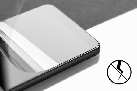 Hybrydowe szkło 3MK Flexible Glass 3D High-Grip do Huawei Mate 8 - 1 szt. na przód i 1 szt. na tył