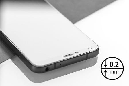 Hybrydowe szkło 3MK Flexible Glass 3D Matte-Coat do Nokia Lumia 950  - 1 sztuka na przód i 1 matowa na tył