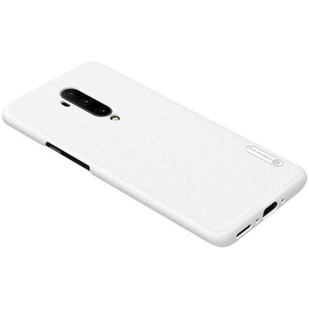 NILLKIN SUPER FROSTED SHIELD - ETUI ONEPLUS 7T PRO (WHITE)
