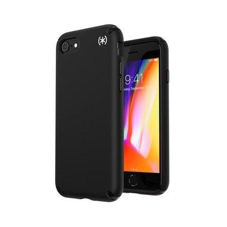 SPECK PRESIDIO2 PRO - ETUI IPHONE SE 2020 / 8 / 7 / 6S Z POWŁOKĄ MICROBAN (BLACK)