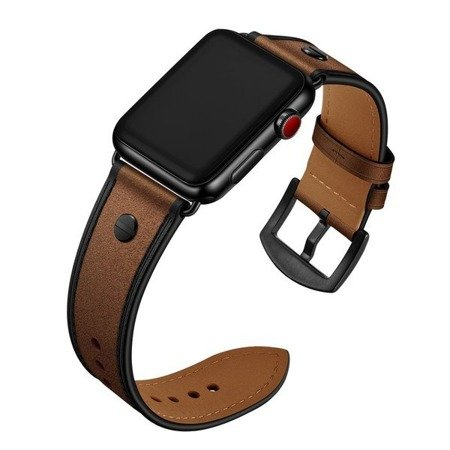 TECH-PROTECT SCREWBAND APPLE WATCH 1/2/3/4/5/6 (42/44MM) BROWN