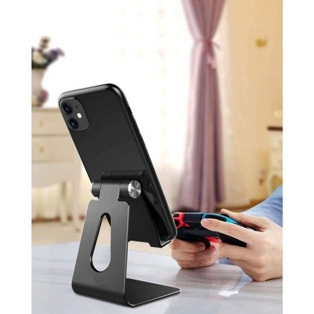 TECH-PROTECT Z1 UNIVERSAL STAND HOLDER SMARTPHONE SILVER